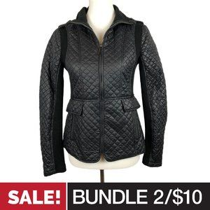 2/$10 • Saks Fifth Avenue Quilted Jacket